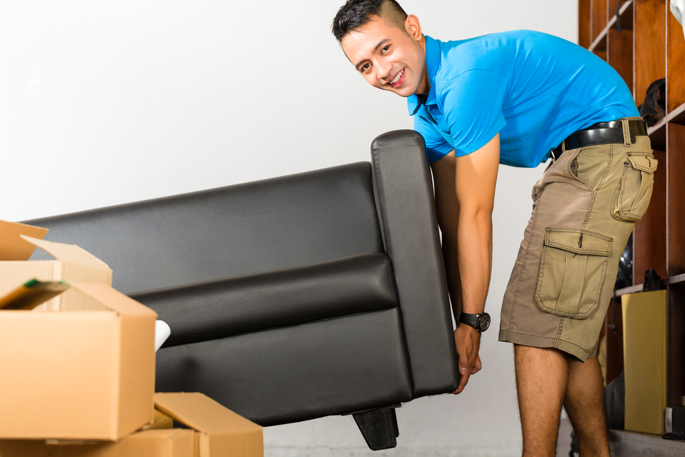 Moving House Services in Bishopsgate